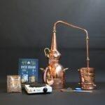 Complete Set Whisky Stookketel | drank stoken