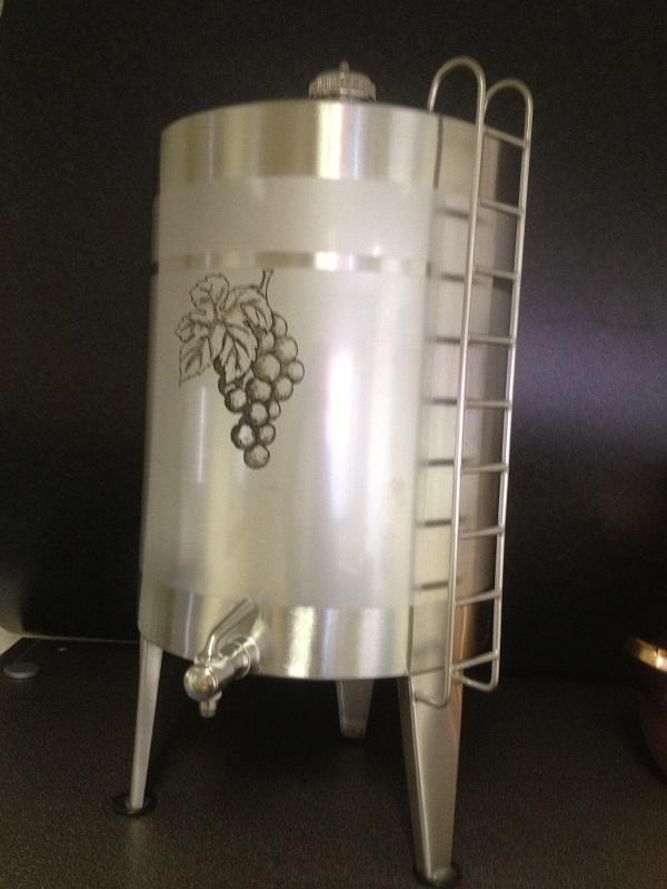 Wijnvat 10 Liter | Drankstoken.nl