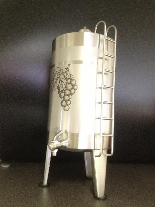 Wijnvat 5 Liter | Drankstoken.nl