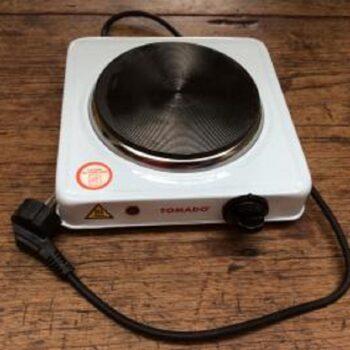 Kookplaat 1000 Watt | Drankstoken.nl