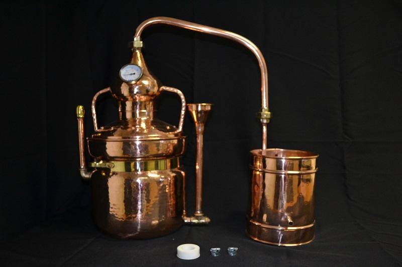 Bain Marie Distilleerketel | Drankstoken.nl