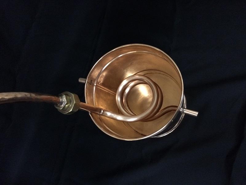 Koelemmer Whisky Stookketel | Drankstoken.nl