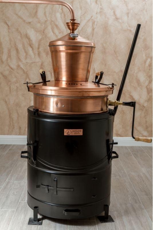 100 liter distilleerketel