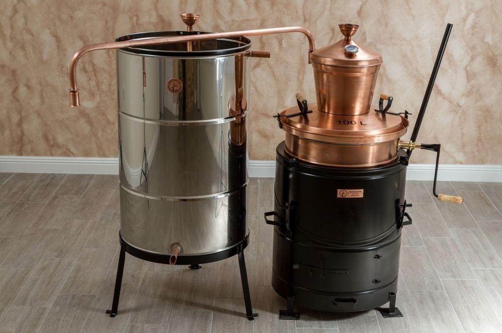 professional distilleerketel stookketel