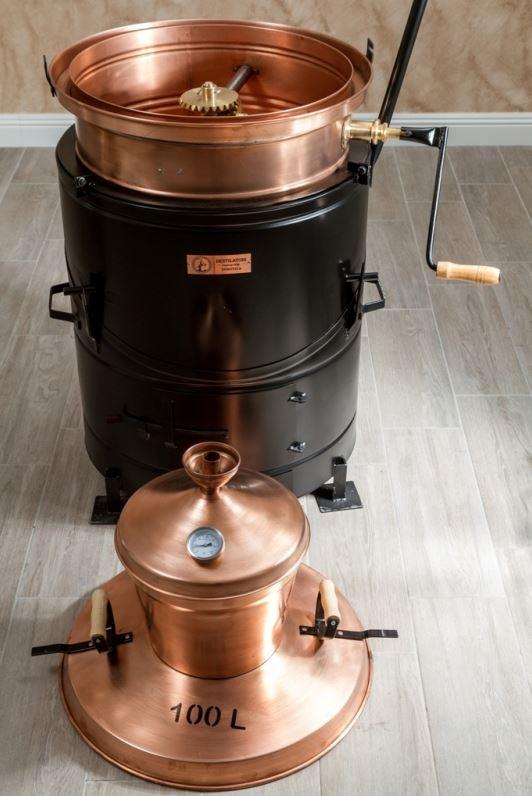 professionele distilleerketel professional