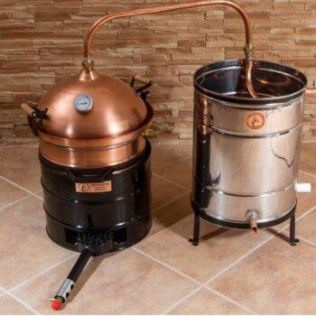 distilleerketel 35 liter