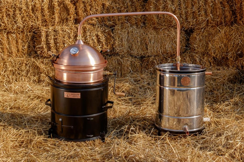 Distilleerketel Hobby voor fruit distilleren | drank stoken