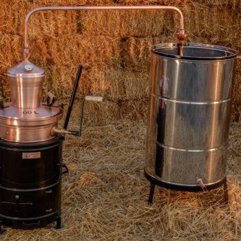 Distilleerketel professioneel | drank stoken