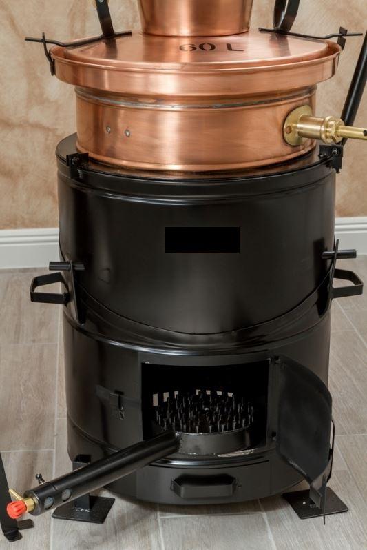 distilleerketel professioneel 60 liter