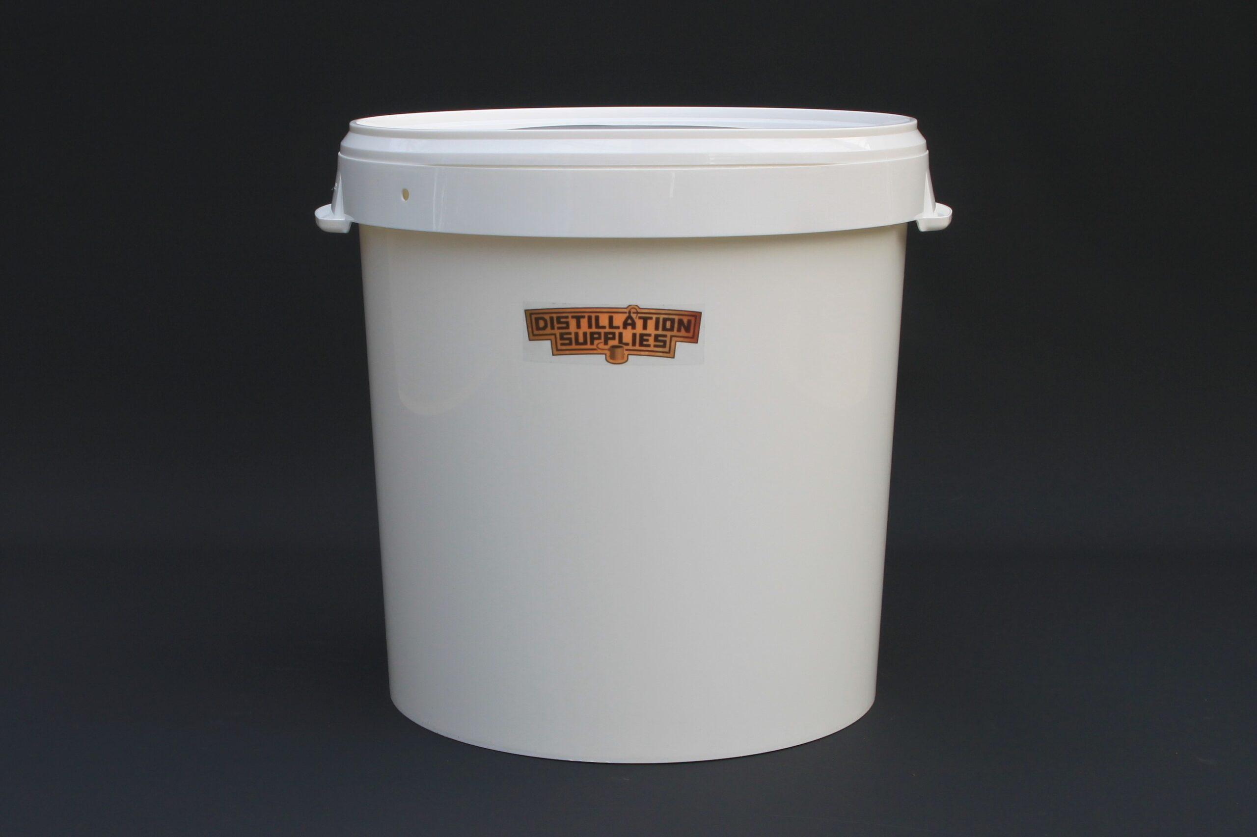 Vergistingsvat voor stookwijn