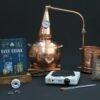 Complete Set Whisky stookketel