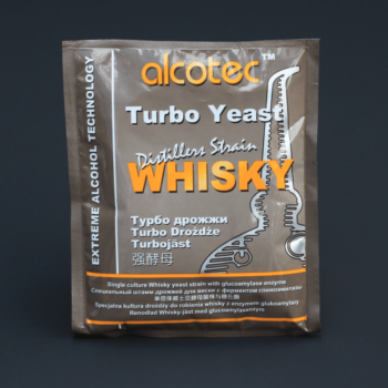 Wisky turbo gist yeast