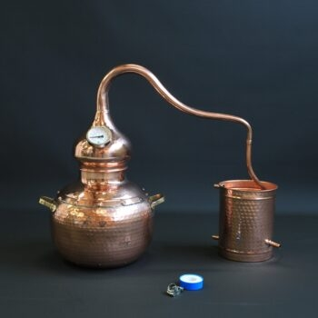 Moonshine Alambiek Distilleerketel type B | Drankstoken.nl