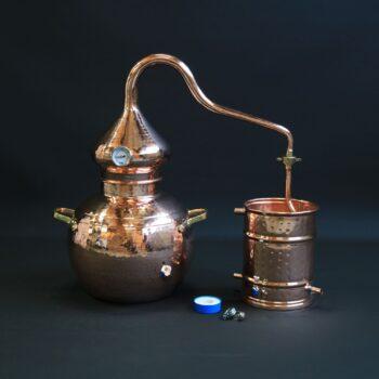 Moonshine Alambiek Distilleerketel type A | Drank stoken