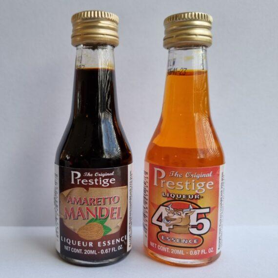 Amaretto maken en likeur43 maken | drank stoken