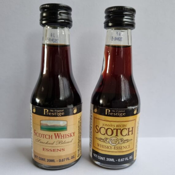 Schotse whisky essence | Drank stoken